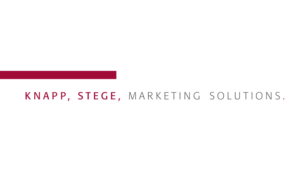 Logo Knapp Stege GmbH Marketing Solutions