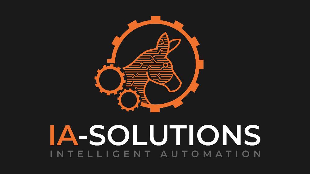 Logo IA-Solutions GmbH Intelligent Automation