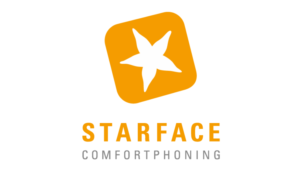 Logo STARFACE GmbH