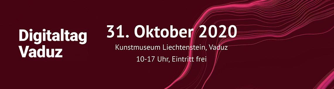 Digitaltag Vaduz 31.10.2020 Digitaltag in Vaduz blickt in die Zukunft